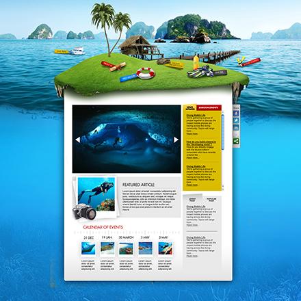 深圳营销型网站建设公司做的网站,这是一个国外网站